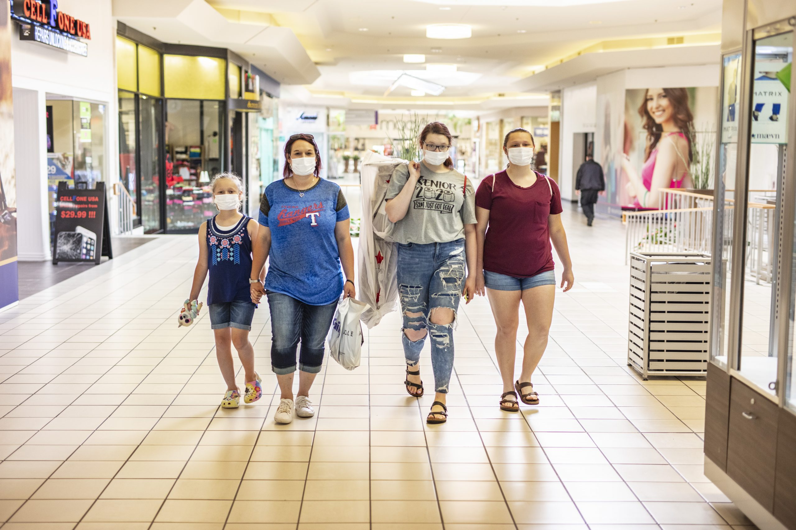 A New Together Again at Golden Triangle Mall