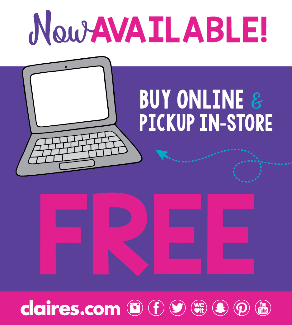 Buy Online, Pickup In-Store
