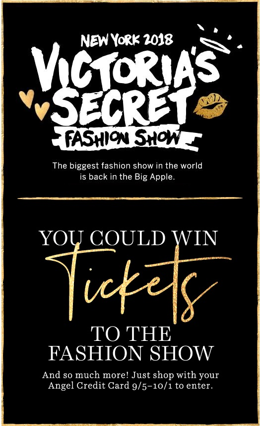 Win Tickets to THE Fashion Show