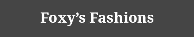 Foxy Fashions