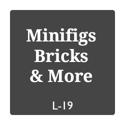 Minifigs, Bricks & More