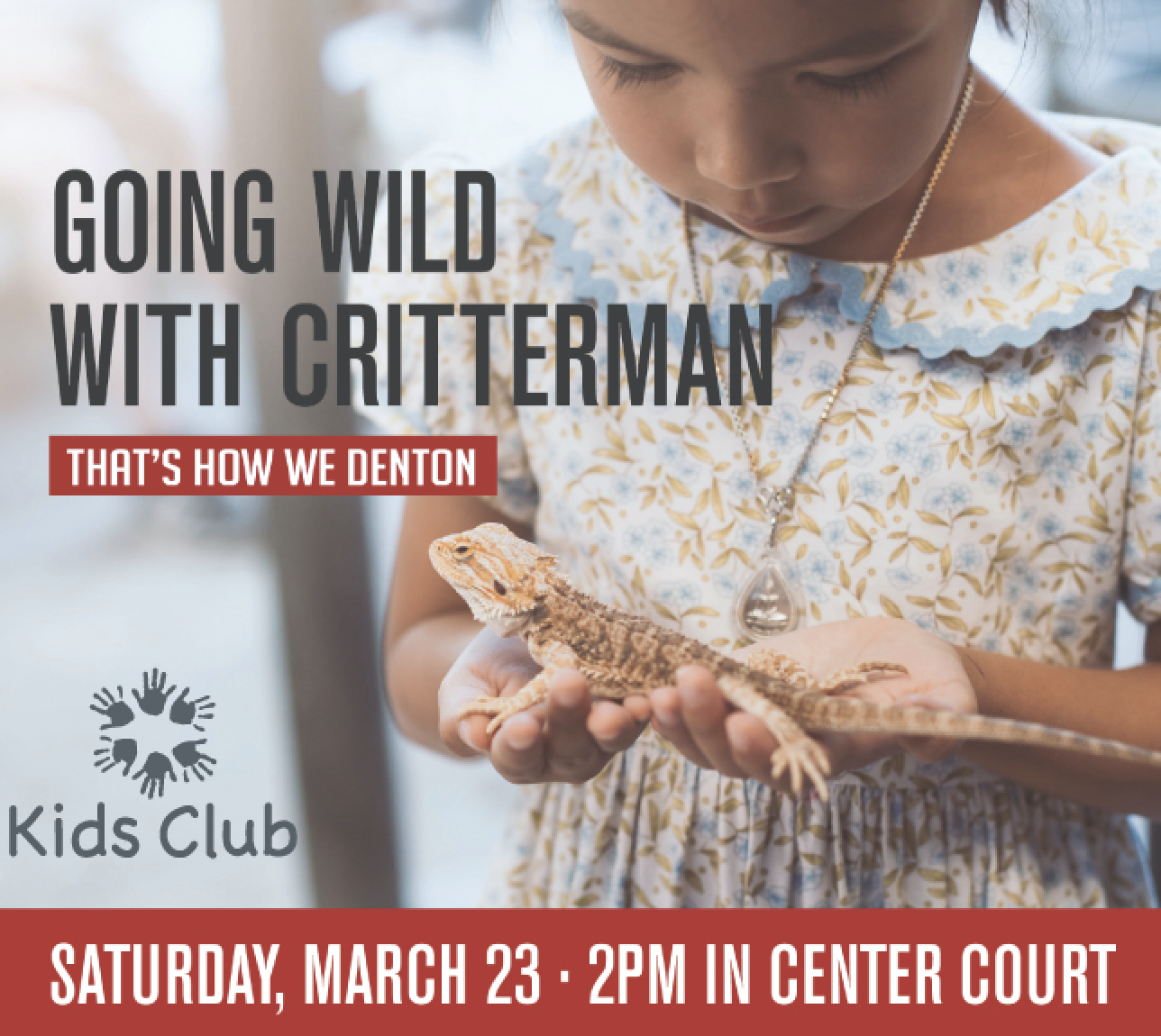 Going Wild with Critterman