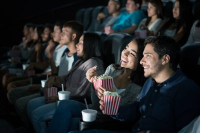 Weekday Date Night Ideas in Denton at Silver Cinemas in Golden Triangle Mall