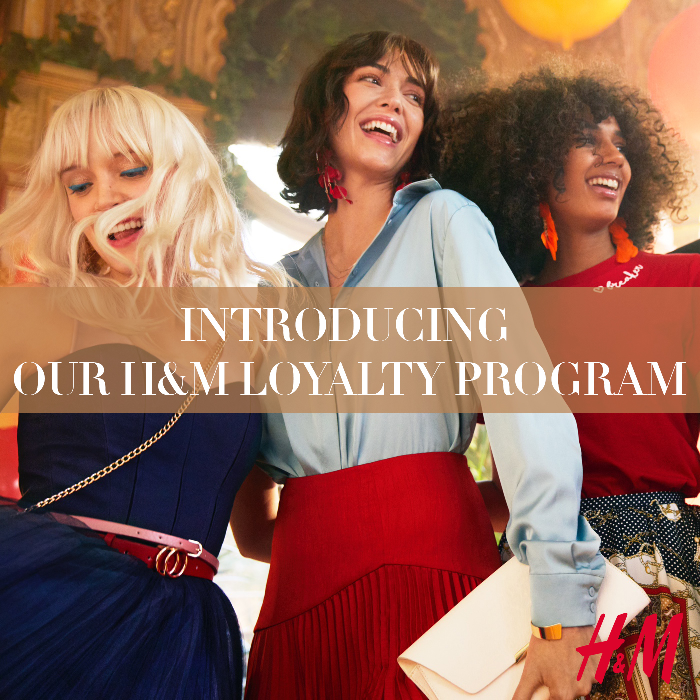 Introducing the H&M Loyalty Program