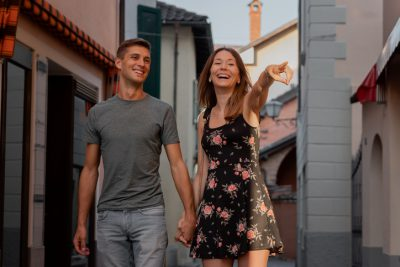 Find Great Date Night Dresses in Denton's Golden Triangle Mall