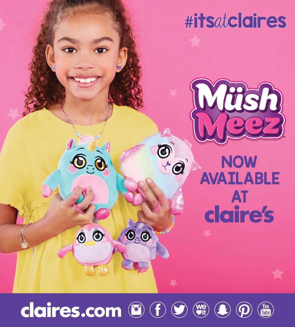 Get a Cute Mushmeez!