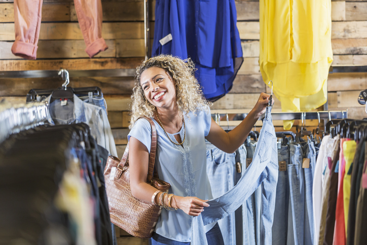 Where to Find the Best Back to School Jeans in Denton at Golden Triangle Mall
