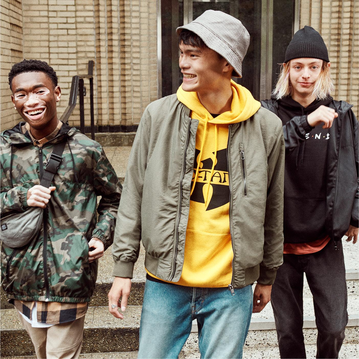 Men's Streetwear Shop