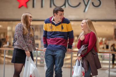 Golden Triangle Mall 2019 Faces of Denton
