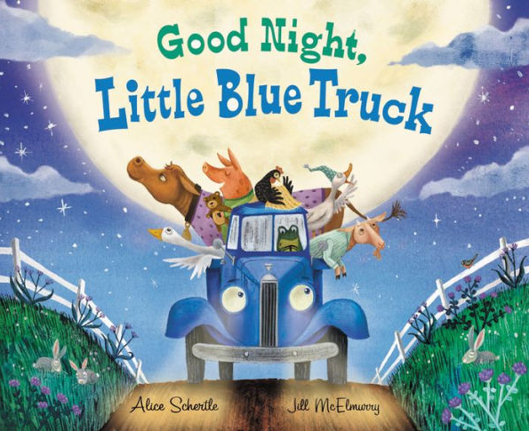 Truck on Over to Barnes & Noble for this Storytime Event!