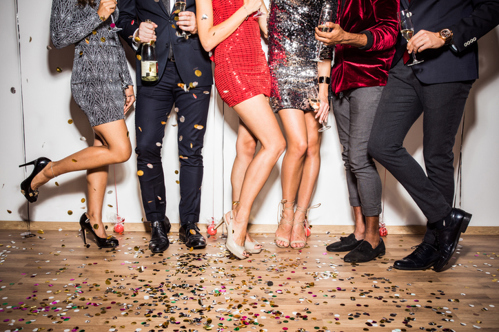 Stunning Party Dresses in Denton to Rock in the New Year