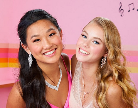 Shop Online with Claire's!