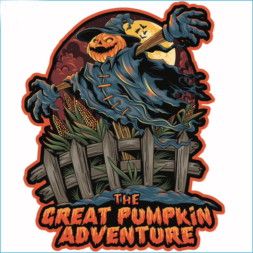 The Great Pumpkin Adventure
