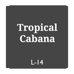 Tropical Cabana