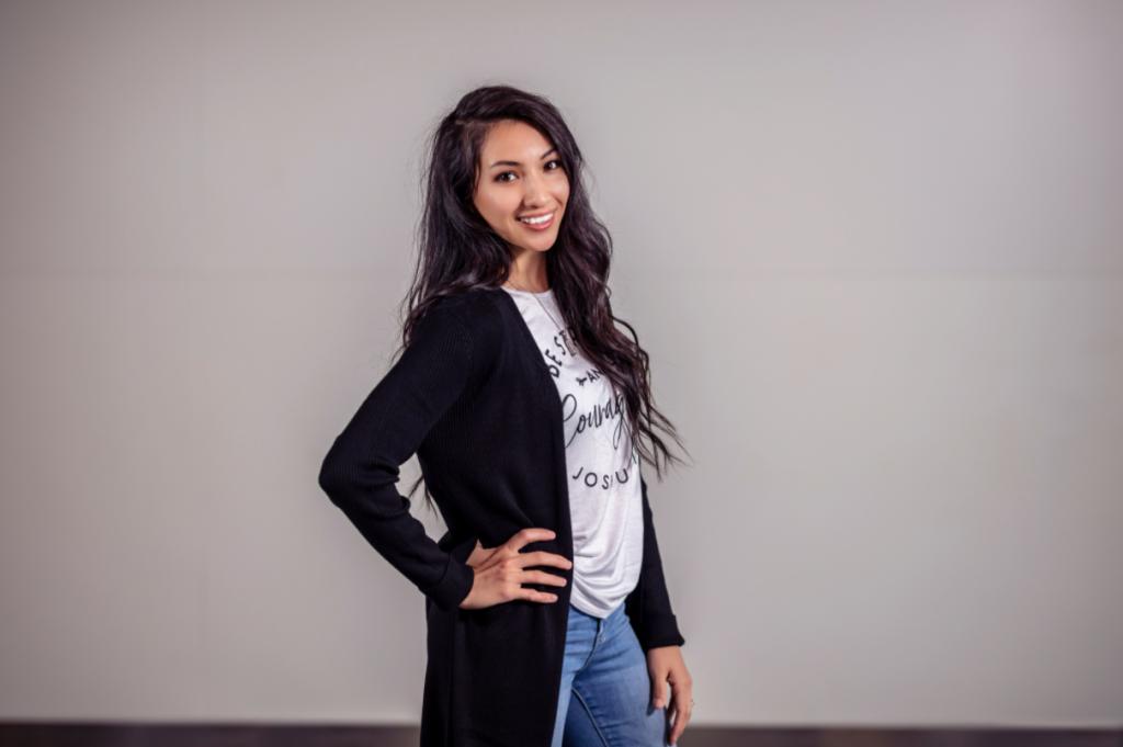 Yasmin, 2020 Faces of Denton