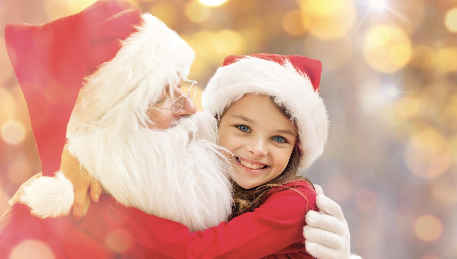 Ho! Ho! Ho! Come See Santa!