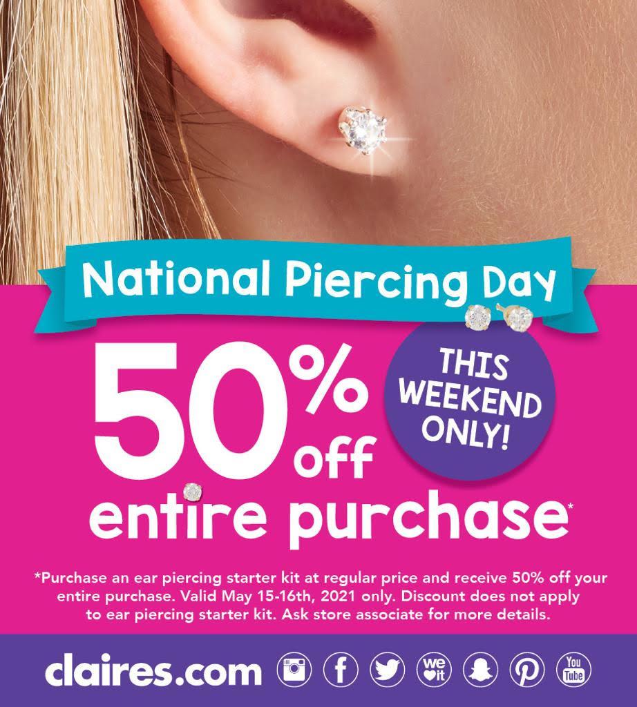 Save 50% Off!