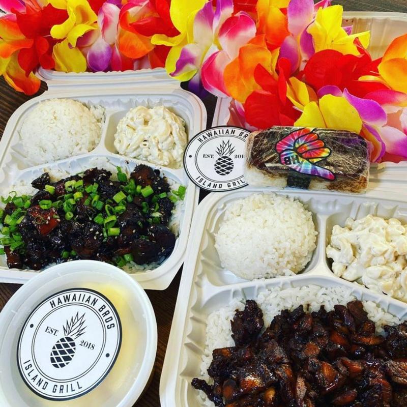 Hawaiian Bros.