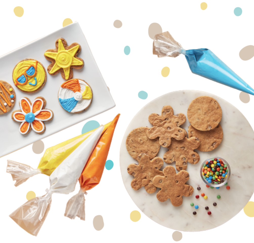 Create Your Own Cookies Kit