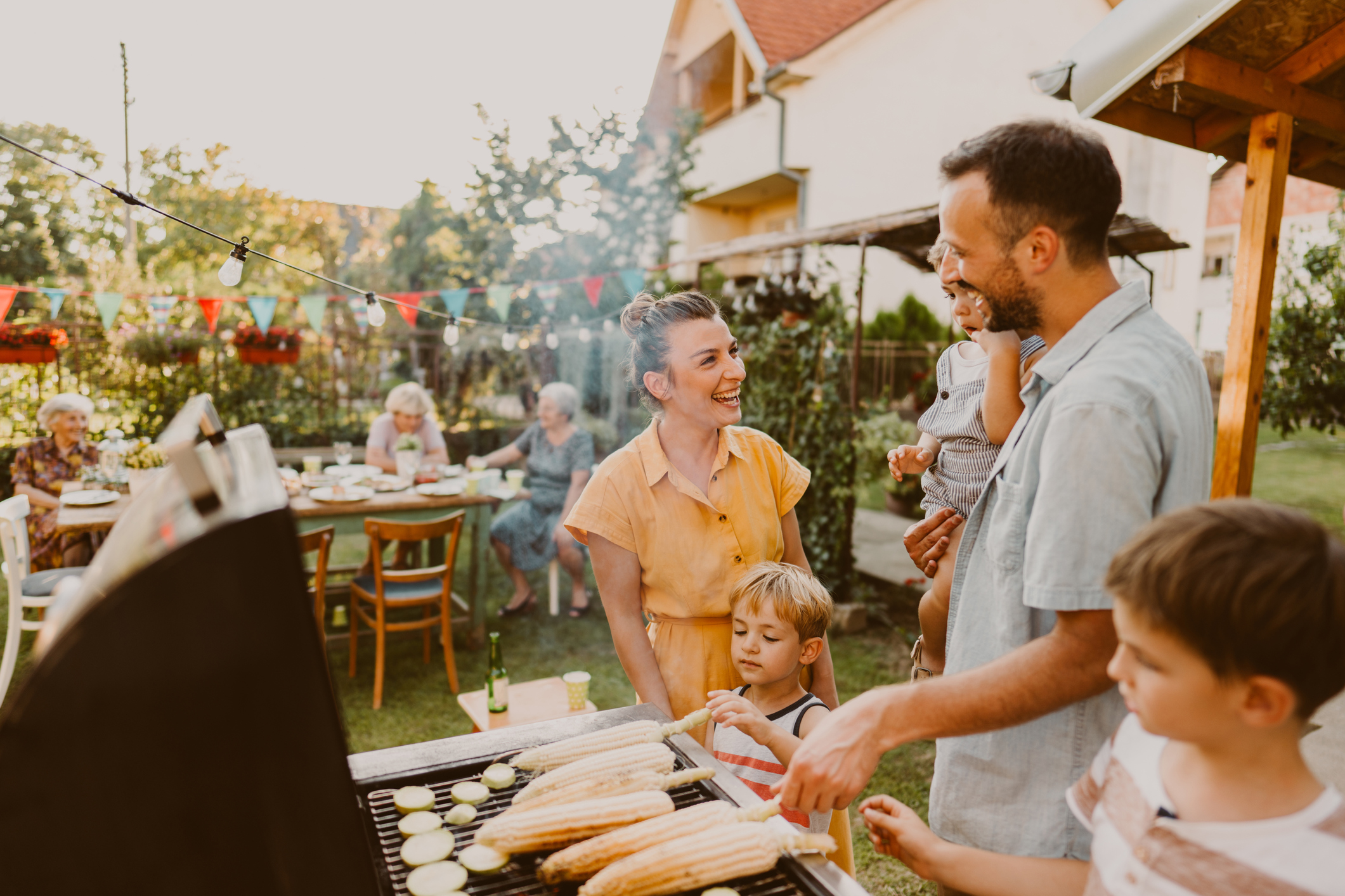 Prep for Your Backyard Party This Summer at Conn's Home Plus