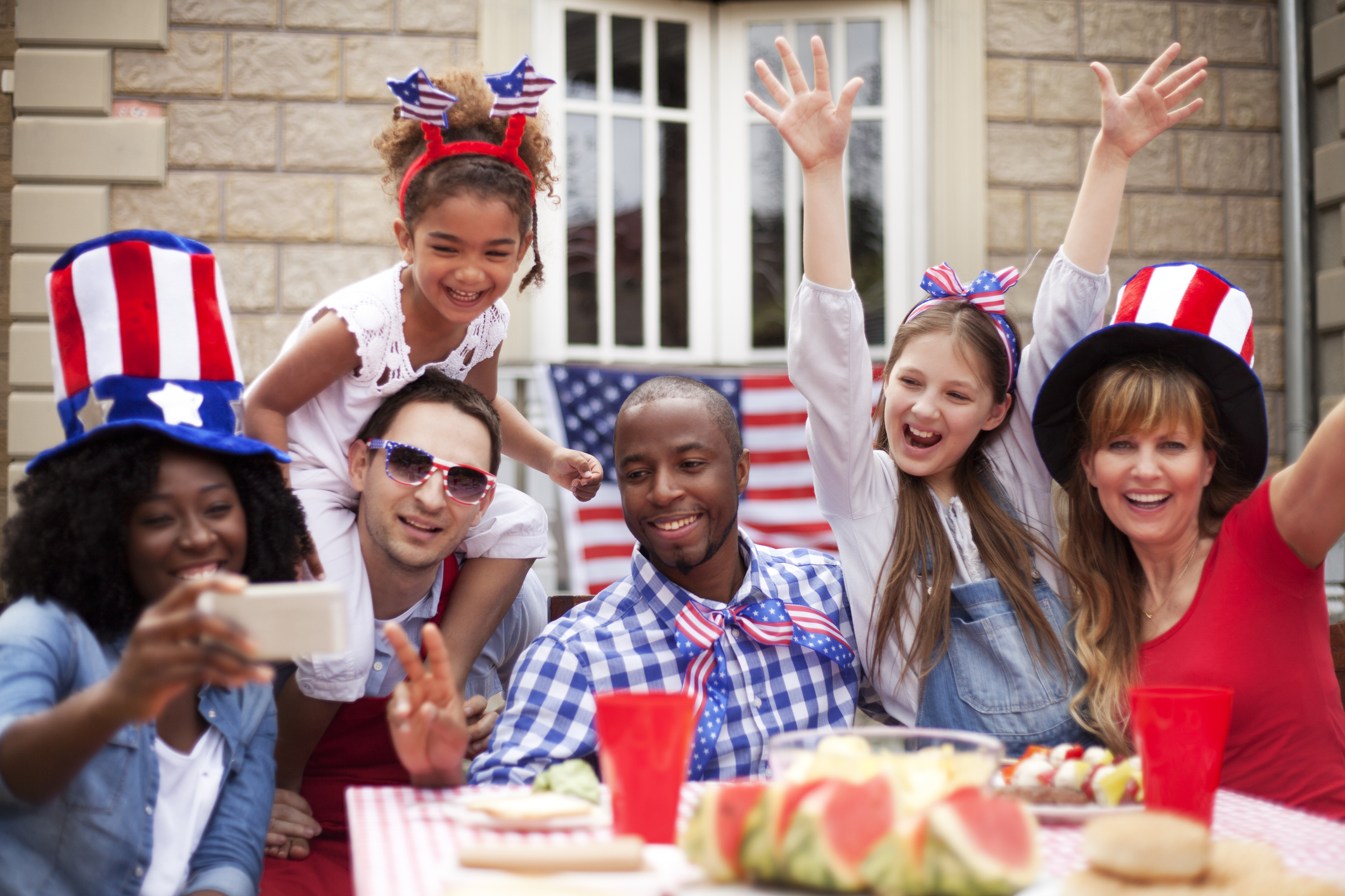 Prepare for Your Fourth of July Celebration with These Summer Trends