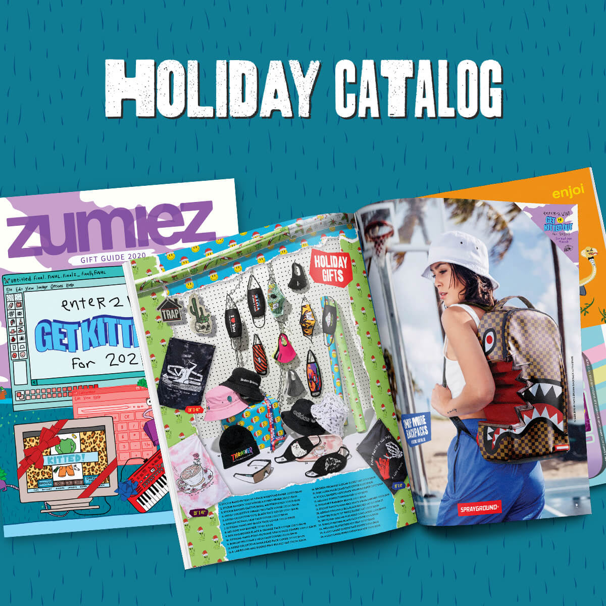 Check Out our NEW Holiday Catalog