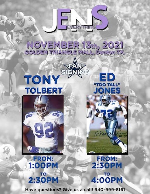Dallas Cowboys Event