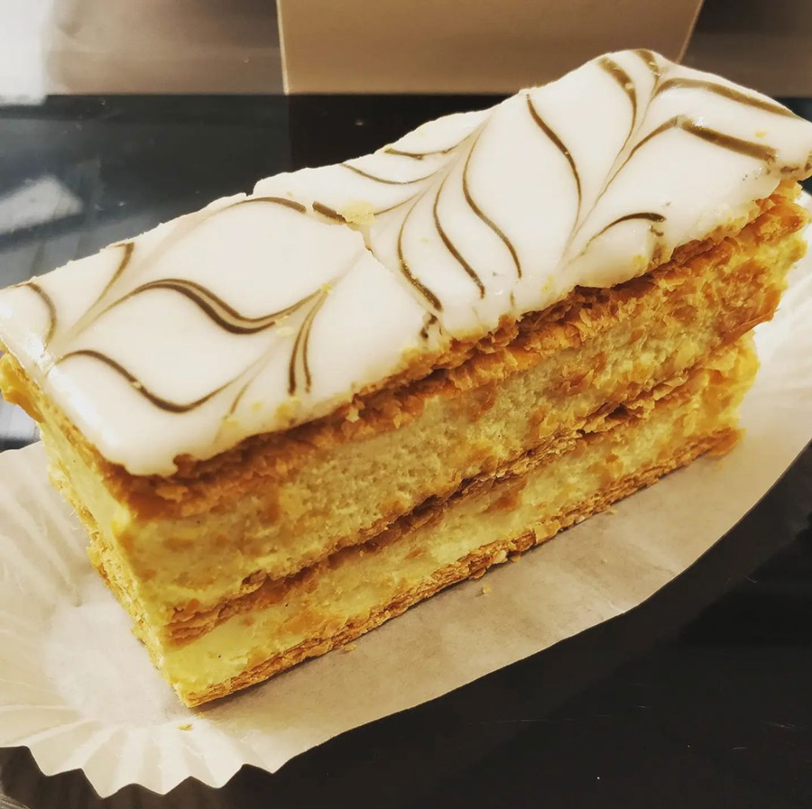 The Dessert Pastry You Love is Back