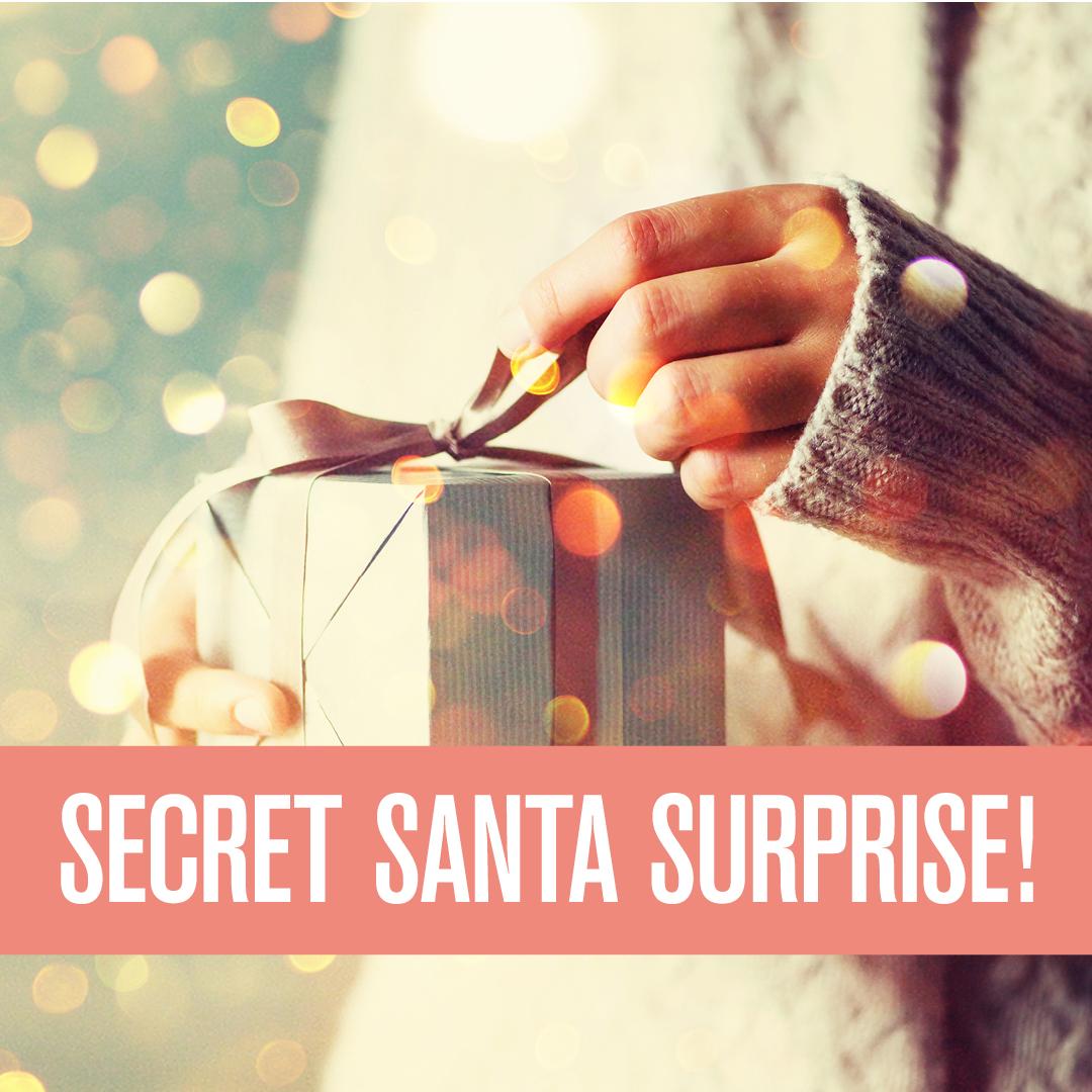 Secret Santa Surprise!